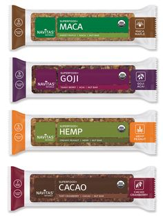 Superfood+ Bars ($2) from Navitas