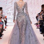 zuhair murad  Haute couture fall winter 2015 collection (42)