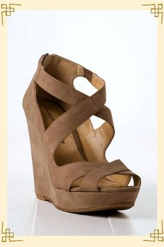 Chinese Laundry Motion Wedge - Francescas