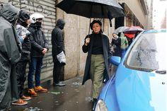 Image of 從街拍大師 Phil Oh 的鏡頭,欣賞米蘭時裝周街拍!