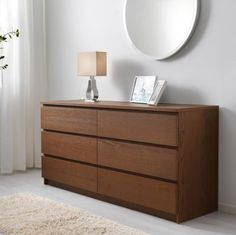 "Just about everyone and their mother owns one of these dressers ($179, ikea.com), which is a proper Swedish word for ""ore"" (a kind of rock)."