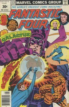 Fantastic Four (1961 1st Series) 30 Cent Variant 173