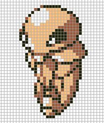 Pokemon from the game Pokemon yellow. Placed in grid format to make it easier for pixel-arters to create on minecraft, in hama form, cross-stitch or oth. Pokemon Perler Beads, Diy Perler Beads, Pokemon Chart, Art Pokemon, Cross Stitch Designs, Cross Stitch Patterns, Pixel Art Grid, 8 Bit Art, Pokemon Pokedex