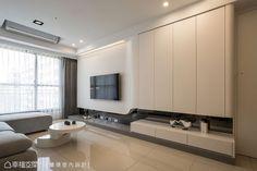 現代風格 標準格局 新成屋 法蘭德室內設計