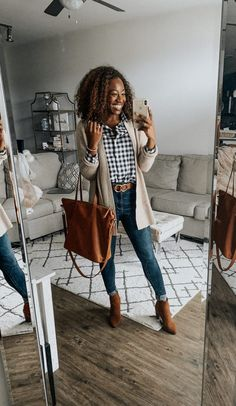 Fall Workwear Capsule: 14 Business Casual Outfit Ideas for the Office