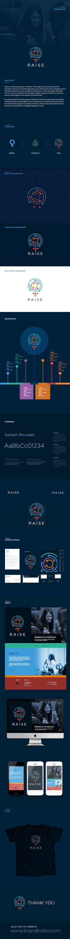 RAISE on Behance