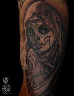 Tattoo Photos » Tattoo Portfolio » Photo Gallery » Steve Soto