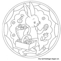 Foto: Spring Coloring Pages, Easter Coloring Pages, Colouring Pages, Coloring Books, Disney Princess Coloring Pages, Disney Princess Colors, Felt Patterns, Embroidery Patterns, Easter Printables