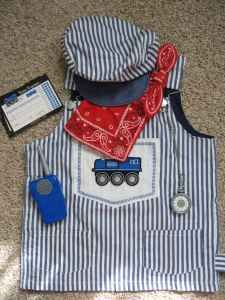 1000+ ideas about Train Conductor Costume on Pinterest ...