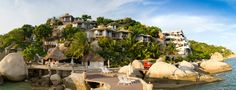Jamahkiri Resort in Koh Tao, Thailand ...maybe for our honeymoon?