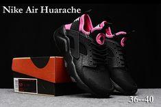 6e0c1ef04f5 Nike Air Huarache Run Ultra PK4 Women Shoes Black Pink Zwarte Schoenen,  Sneakers Nike,