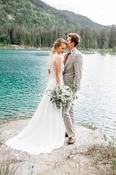 Mountain Wedding in Switzerland. Get your mountain wedding captured in photography & film! Visit Austria, Mountain Weddings, Switzerland, Destination Wedding, Most Beautiful, Bergen, Wedding Dresses, Photography, Inspiration