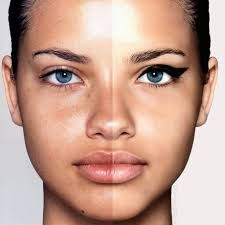 Image result for adriana lima makeup