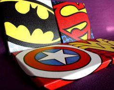 Popular items for superhero poster on Etsy