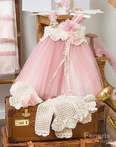 Βαπτιστικά ρούχα για Κορίτσι Fellicita
