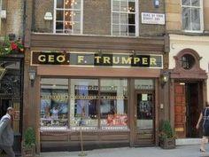 Geo. F. Trumper - St James's legends of quality folicle management