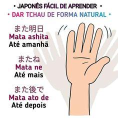 Algumas maneiras de dar Tchau Hiragana, Study Japanese, Japanese Words, Japan Facts, Mental Map, Korean Writing, Japanese Language Learning, Language Study, Magic Words