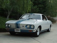 Yenko Stinger, 1966, 100 Chevrolet Corvairs were upgrades by Don Yenko to qualify for Sports Car Club of America D Production racing. Until the end of Corvair production in 1969, the Yenko shop continued to sell custom corvairs as Stingers.