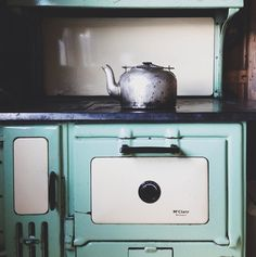 This reminds me of my Grandmother's coal stove when I was a little girl.