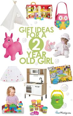 15 Gift Ideas For 2 Year Old Girls Gift Ideas 2 Year