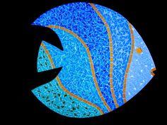 Mosaic Garden Art, Mosaic Pots, Mosaic Diy, Mosaic Crafts, Mosaic Projects, Mosaic Glass, Mosaic Tiles, Glass Art, Stained Glass Quilt