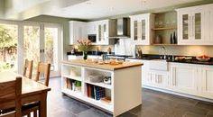 modern shaker kitchens - Google Search
