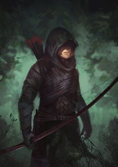hunter/gatherer by RaV89.deviantart.com on @DeviantArt
