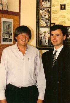 Nicholas II Petrović Njegoš and Dejan Stojanovic - Nicholas, Crown Prince of Montenegro