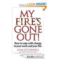 My fire's gone out! is a simple, funny and yet profound story about coping with change.