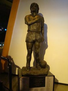 Diego Armando Maradona -- Museo La Bombonera --