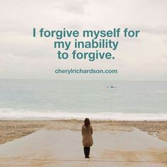 In a quest to forgive others the author found this to be true. Powerful insight