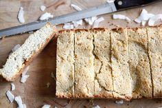 Simple Coconut Bread #AmazingPaleo