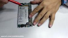 آموزش تعویض ال سی دی گوشی هوآوی Huawei P8