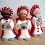 Tutoriel pâte fimo personnages Crèche de Noël !