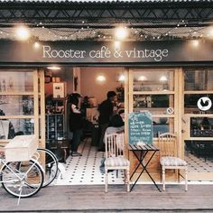 Roster Cafe & Vintage Taipei City