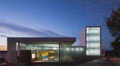 MUNICIPAL THEATER. Location: Arahal, Spain;  firm: Estudio de Arquitectura JavierTerrados;  Photos: Fernando Alda; year: 2013.