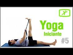 Aula de Yoga para Iniciantes - #13 - Alívio de Dor e Tratamento da Hérnia Lombar - YouTube