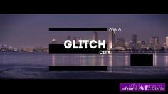 Glitch City Logo Opener - After Effects Template (Motion Array)