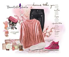 """""""BEAUTIFULHALO 12."""" by marinadusanic ❤ liked on Polyvore featuring мода, Ladurée и bhalo"""