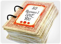 DIY a Book of Love dedicated to your soul mate. Make every entry one of originality and surprise. Every page they turn could be another Smile, Blush, and Heart Skip towards a deeper, sweeter kind of love.