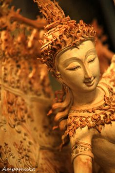 Sita Goddess of Wealth, Thailand