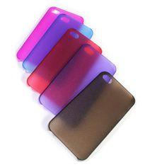 Sale !!! Nu de allerlaatste transparante covers voor de Iphone 4, 4S & 5 in de aanbieding van 9,95 voor maar 5 EURO! www.fabstyle.nl