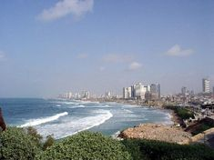 Tel Aviv...this will be my first experience in the Middle East...Christmas in Israel!