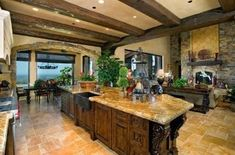 Texas Hill Country House Plans by Korel Home Designs