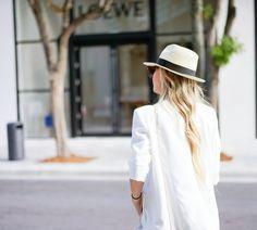 White Blazer - Style Link Miami