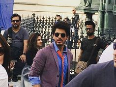 Shah Rukh Khan, who is currently shooting for 'The Ring', recently shared a…