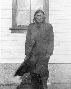 Wolf Leg - Blackfoot - circa 1900