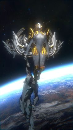 Valkyr Prime Fan Art-Warframe
