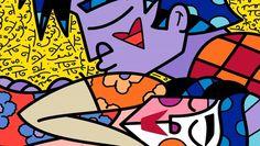 Gravuras originais e assinadas de Romero Britto, Carybé, Burle Marx e mais, veja: