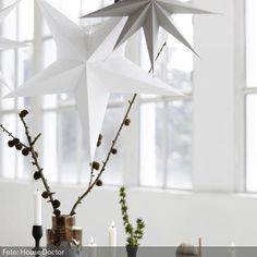 Weihnachtsdeko für Puristen